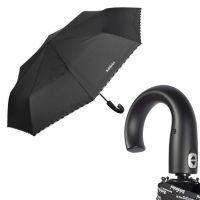 Зонт складной Baldinini 6002-OC logo line black