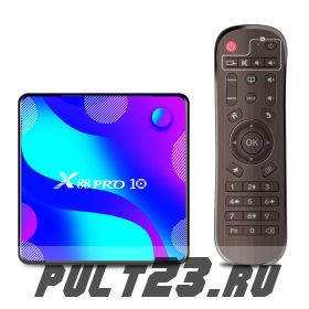 ANDROID PLAYER X88 PRO 10 4/32