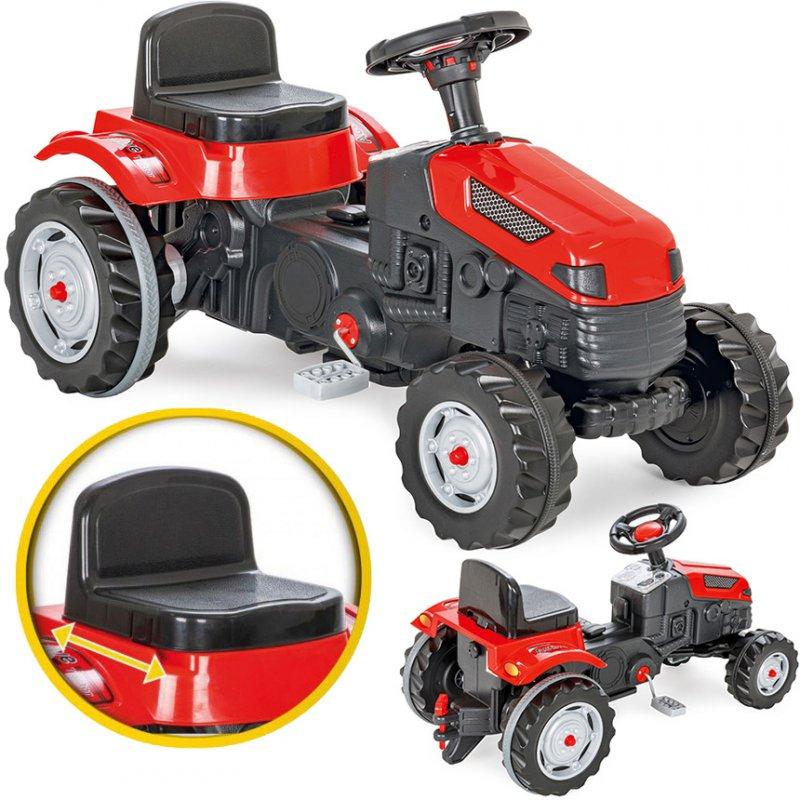Трактор на педалях WOOPIE 28422