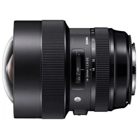 Sigma 14-24mm f/2.8 DG HSM Art Canon EF