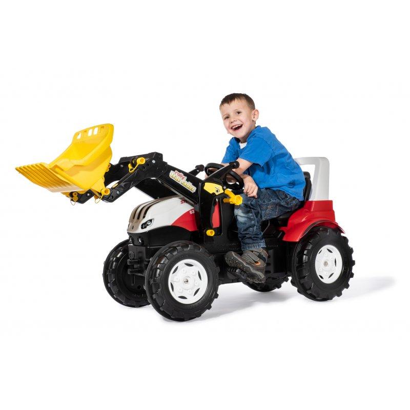 Трактор Rolly Toys Rollyfarmtrac Steyr 6300 710041