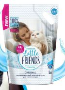 Little Friends Original Наполнитель силикагель, 5 л