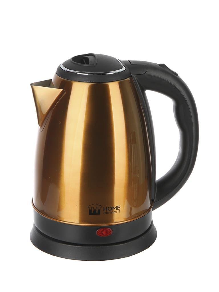 Чайник HOME ELEMENT HE-KT149 золото