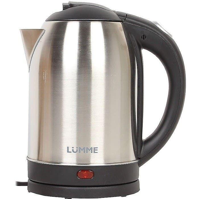 Чайник LUMME LU-217  черный жемчуг