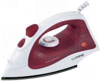 Утюг LUMME LU-1129  бордовый гранат