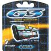 Dorco G-3 сменные кассеты с 3 лезвиями (5 шт)