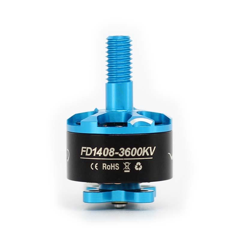 Моторы для квадрокоптера HGLRC Forward 1408 3600KV Brushless Motor