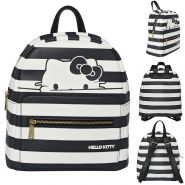 Рюкзак Hello Kitty ACTION! для девочек Черный HKO-AB11300/BW