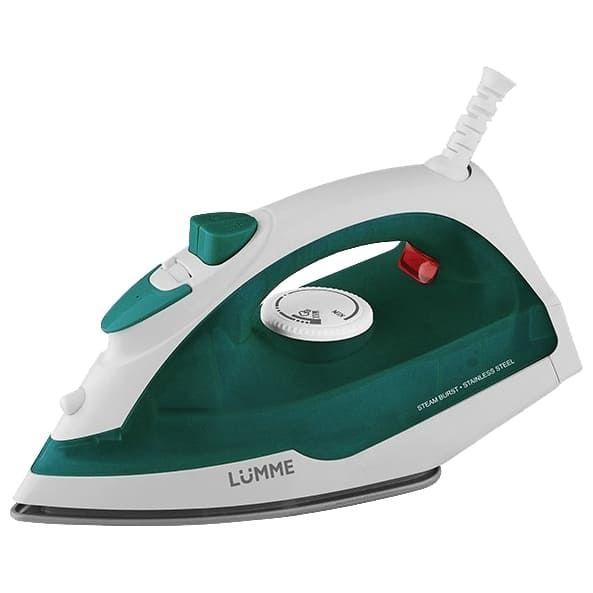 Утюг LUMME LU-1122 зеленый