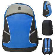 Рюкзак ACTION, дорожный, разм 45х30х15 см, полиэстер