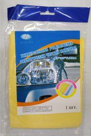 Салфетка PVA универсальная 43х32х0.2 см, 1шт.