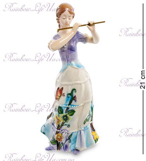 "Фигурка Девушка с флейтой JP-37/ 3 ""Pavone"""