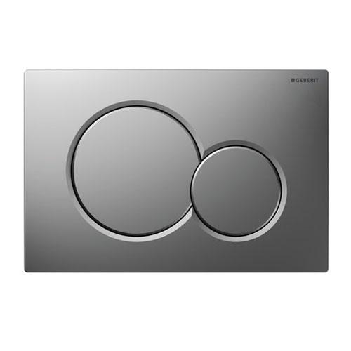Кнопка смыва GEBERIT 115.770.46.5 Sigma 01(матовый хром)