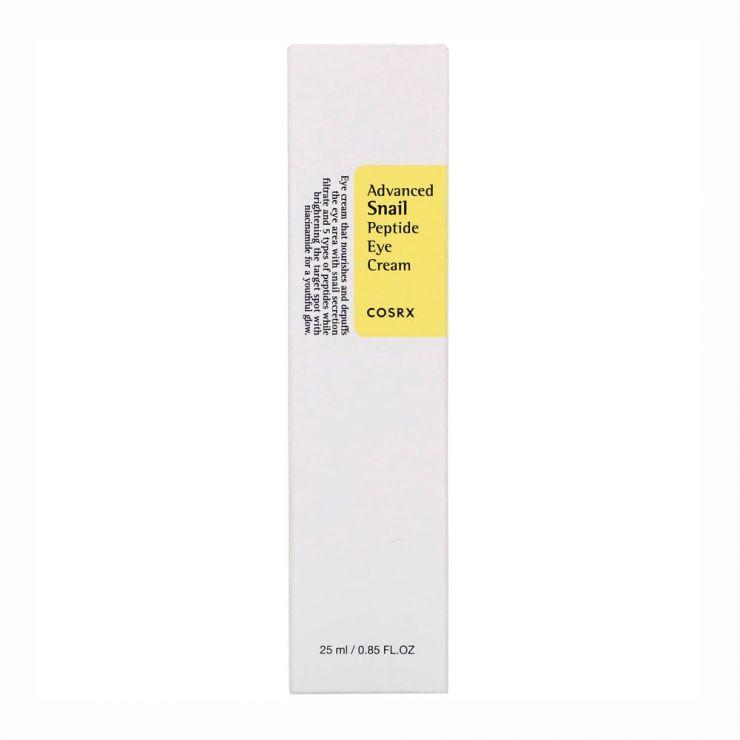 CosRX Крем для век с пептидами против морщин Advanced Snail Peptide Eye Cream, 25 мл