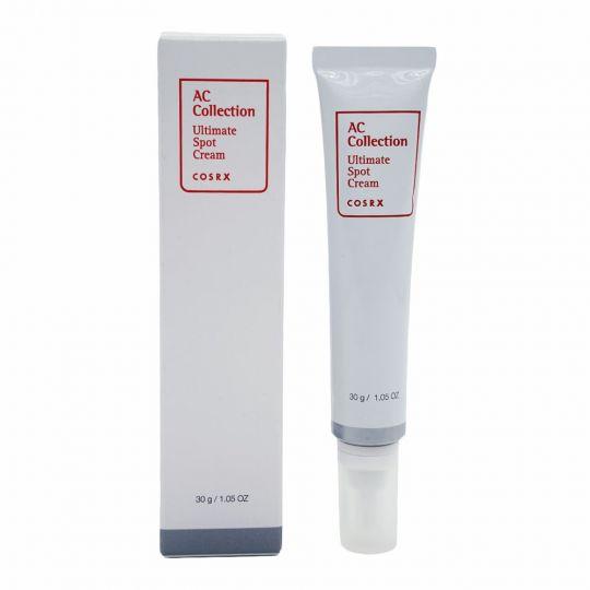 CosRX Лечебный локальный крем против акне AC Collection Ultimate Spot Cream, 30 гр