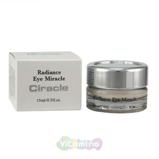 Ciracle Крем для глаз Ciracle Radiance Eye Miracle, 15 мл