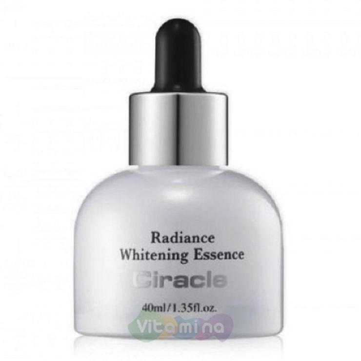 Ciracle Эссенция для лица осветляющая Ciracle Radiance Whitening Essence, 40 мл