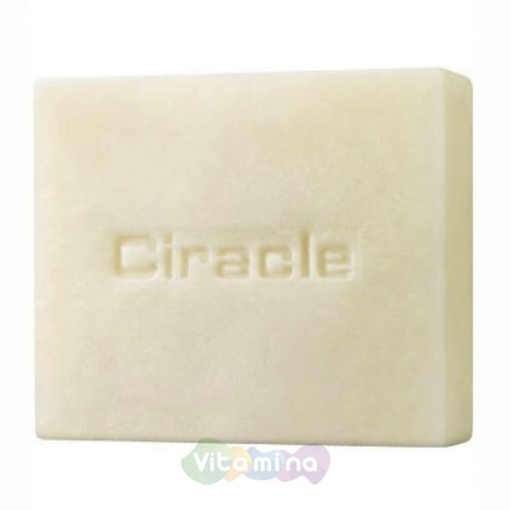 Ciracle Мыло для умывания увлажняющее Ciracle White Chocolate Moisture Soap, 100 гр