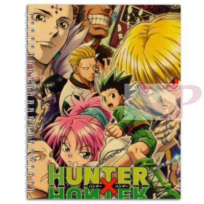 Тетрадь Hunter x Hunter
