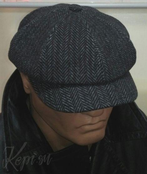 Кепи-гаврош-кепка-мужская