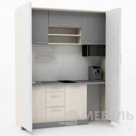 Скрытая кухня для дома 2