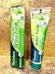Зубная паста-гель Активная Свежесть, 80 г,  Active Fresh Gel, 80 g, Himalaya