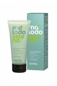 Маска-увлажнение с хлорофиллом для лица ESTEL MOLODO ZELENO (100 мл)