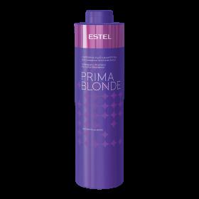 Серебристый шампунь для холодных оттенков блонд ESTEL PRIMA BLONDE 1000 мл