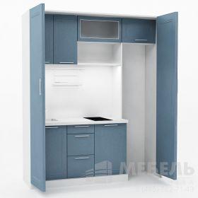 Скрытая кухня для дома 3