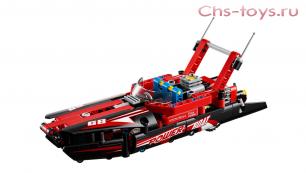 Конструктор Lari Техникаa Моторная лодка 11296 (42089) 171 дет