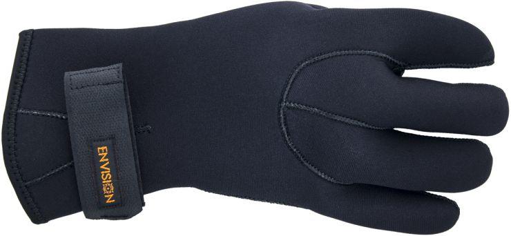 Перчатки Envision  4,0 mm спортивные неопрен черные