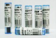 Мини-сверло, HSS 6542 (M2), титановое покрытие, d 0,45 мм, 10 шт.