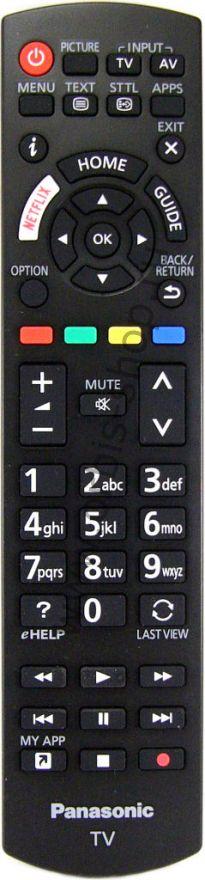 Пульт Panasonic N2QAYB001180