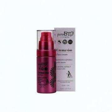PuroBio - Крем для зрелой кожи/Face Cream Lifting effect for mature skin, 30мл