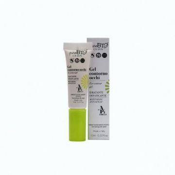 PuroBio - Гель для кожи вокруг глаз увлажняющий/Eye Contour gel moisturising anti-fatigue 10 мл