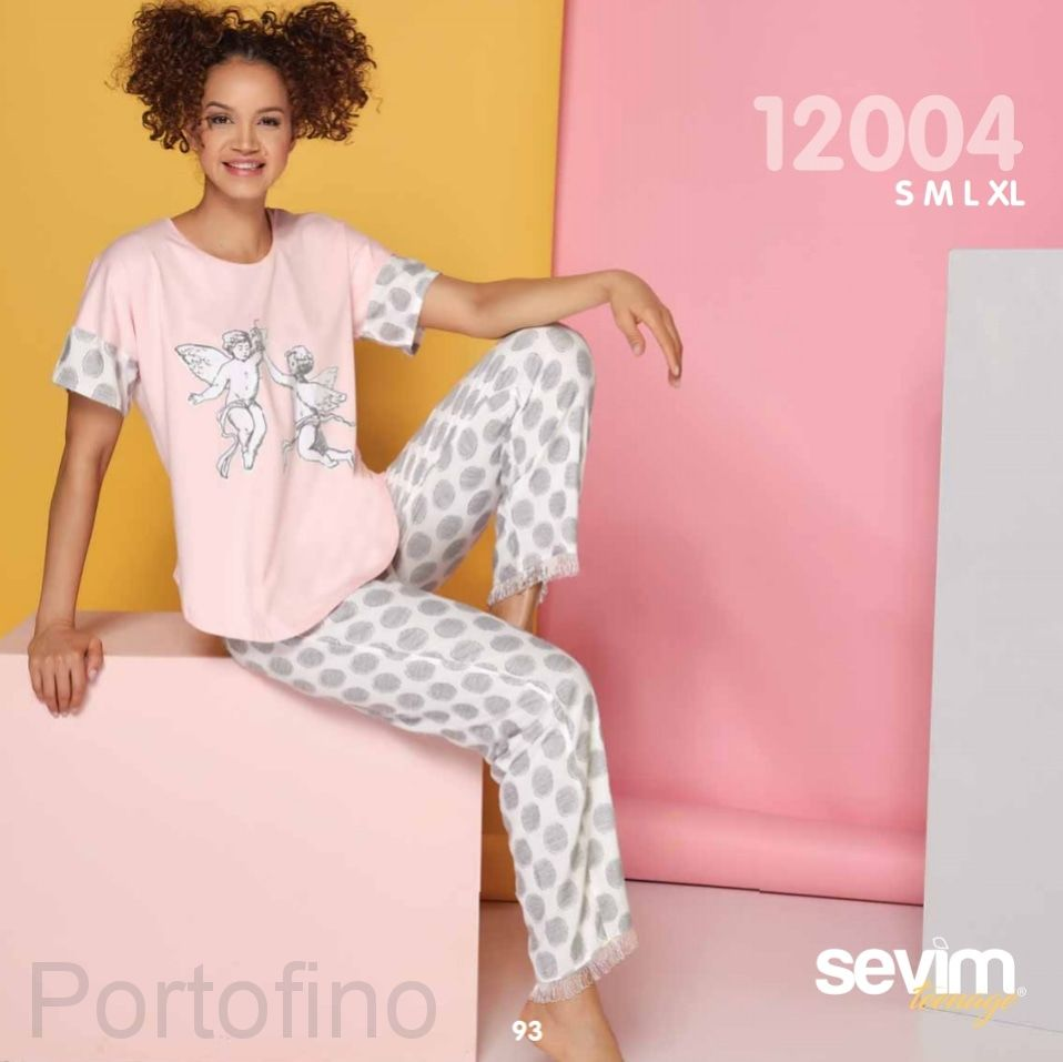12004 SV Пижама женская Sevim