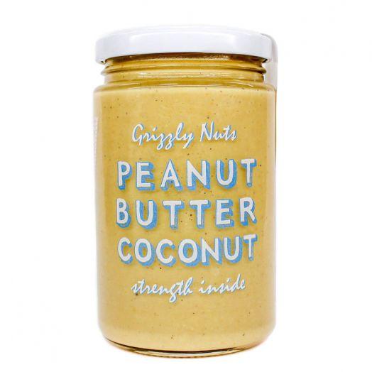 Арахисовая паста с кокосом Coconut, 370 г