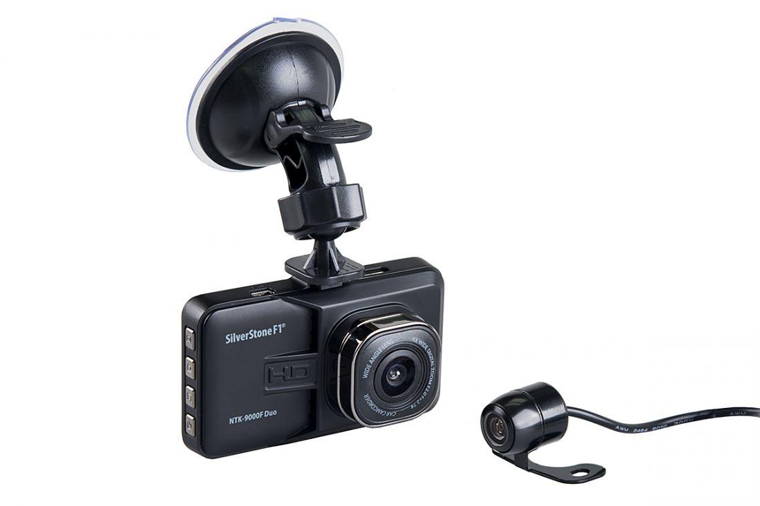 SilverStone F1 NTK-9000F Duo ( с камерой заднего вида)