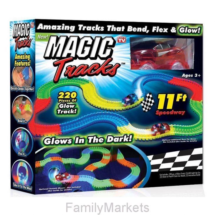 Волшебный трек MAGIC Tracks,220 шт.