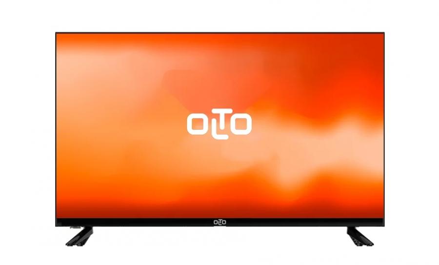 Телевизор OLTO 32ST30H-T2-SMART Безрамочный