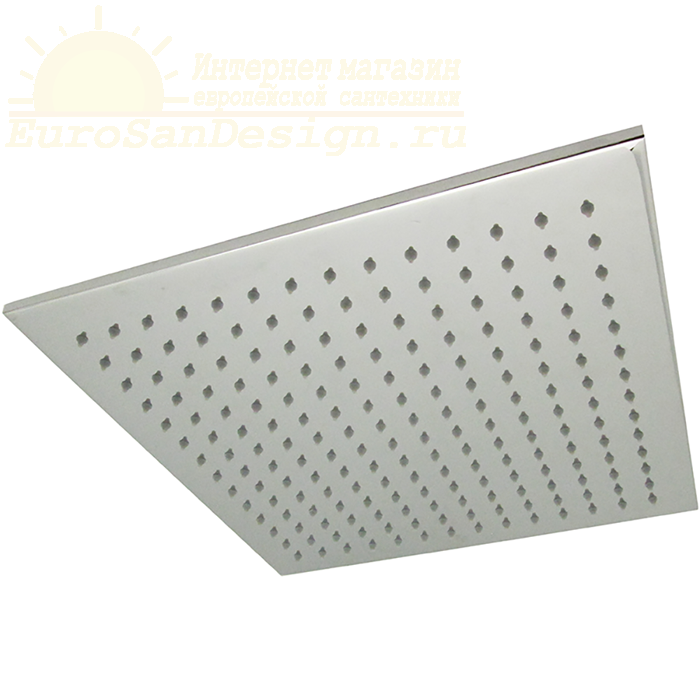 Верхний душ Cisal Shower DS01634021 300х300 мм без держателя ФОТО