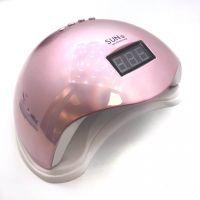 Светодиодная UV/LED лампа SUN 5 48 W жемчужная розовая