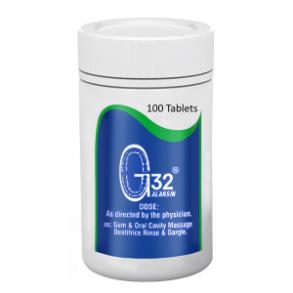 G-32 для здоровья десен и зубов, 100 таб,  Аларсин