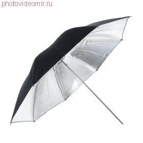 Зонт-отражатель UR-48S серебристый 90 см
