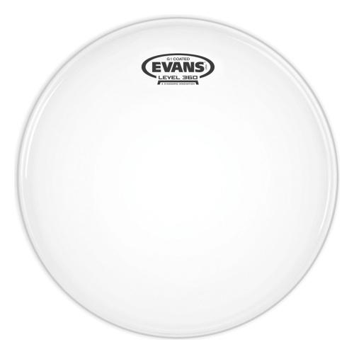 "EVANS BD22G2CW Coated Пластик для бас-барабана 22"""