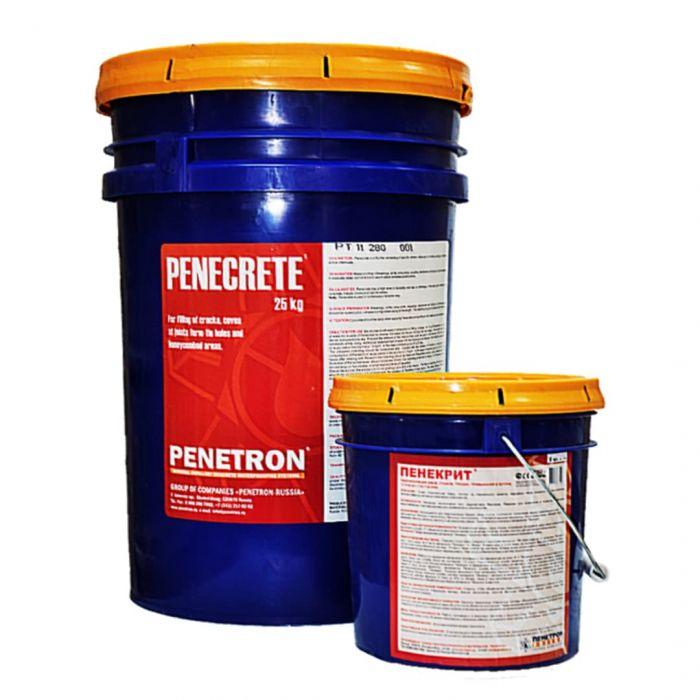 Гидроизоляционный состав однокомпонентный Пенетрон Пенекрит, 25 кг