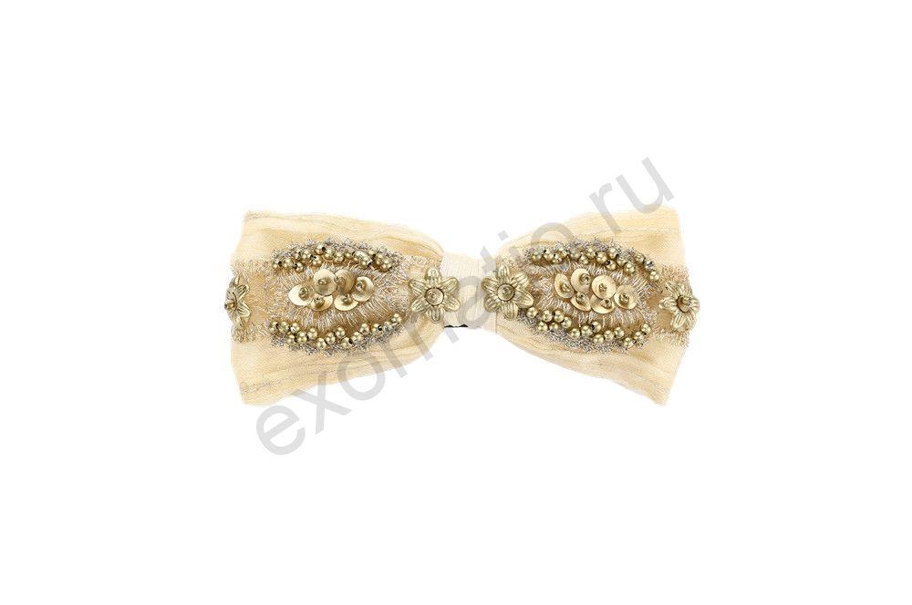 Заколка-автомат Evita Peroni 31512-986. Коллекция Hair Clip Gold