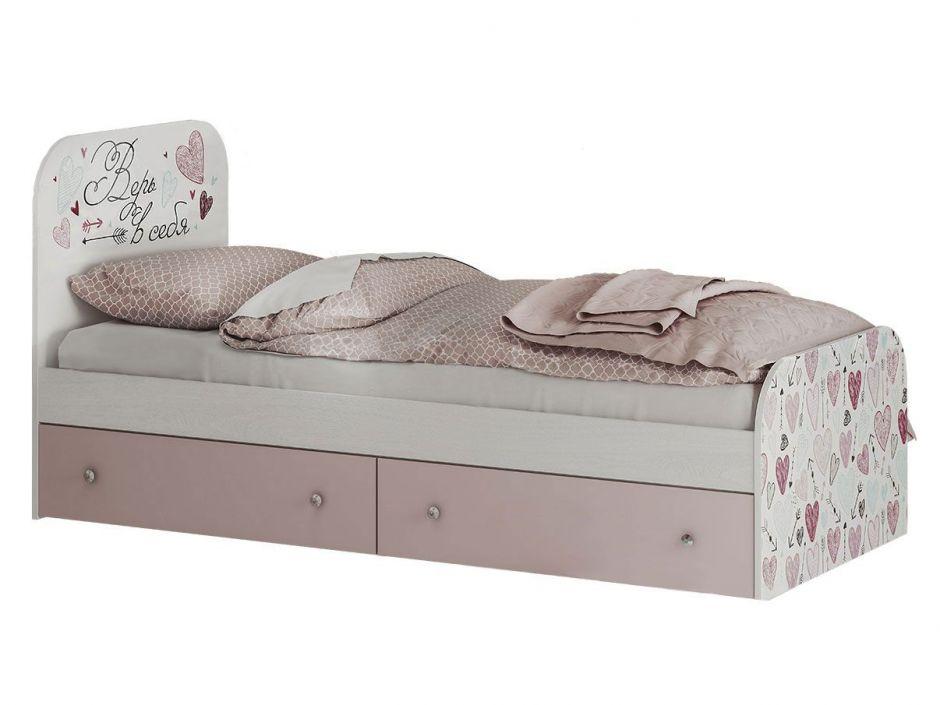 Кровать КР-10 Малибу