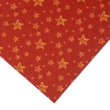 Бумага этиклейки с клеевым слоем «Звезды», 20 × 21,5 см, 250 г/м