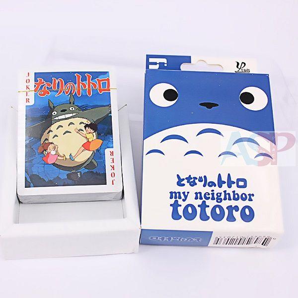 Карты Tonari no Totoro